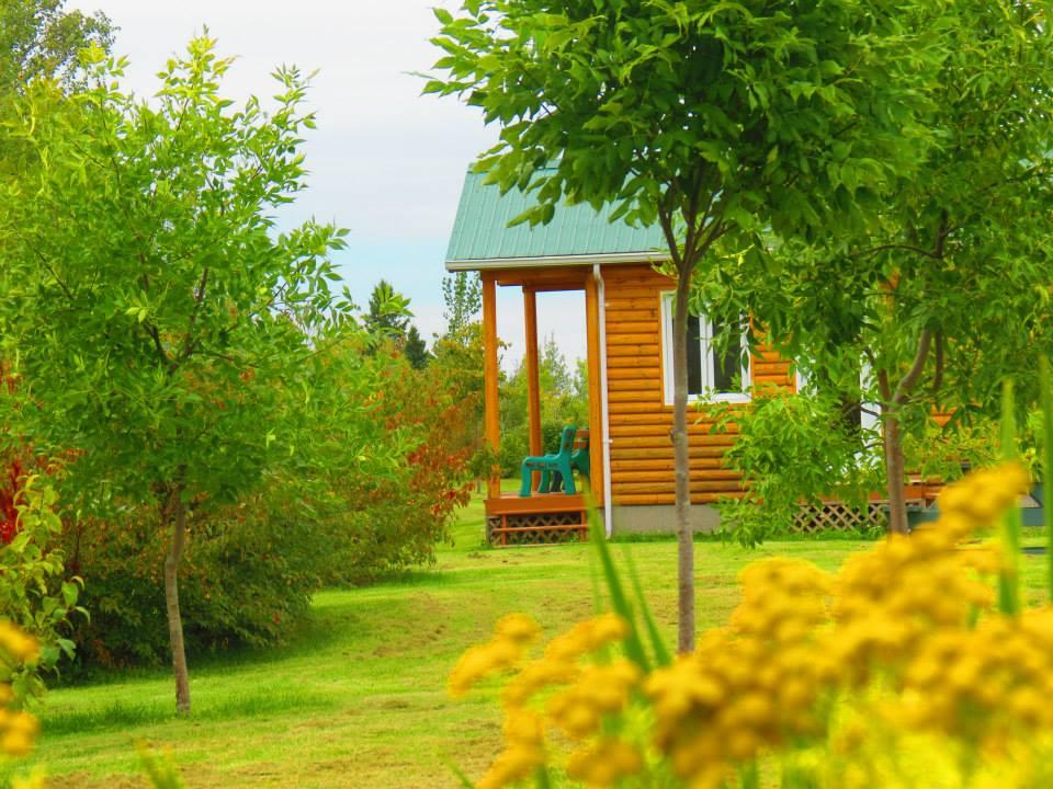 Arboretum presqu'île Croft