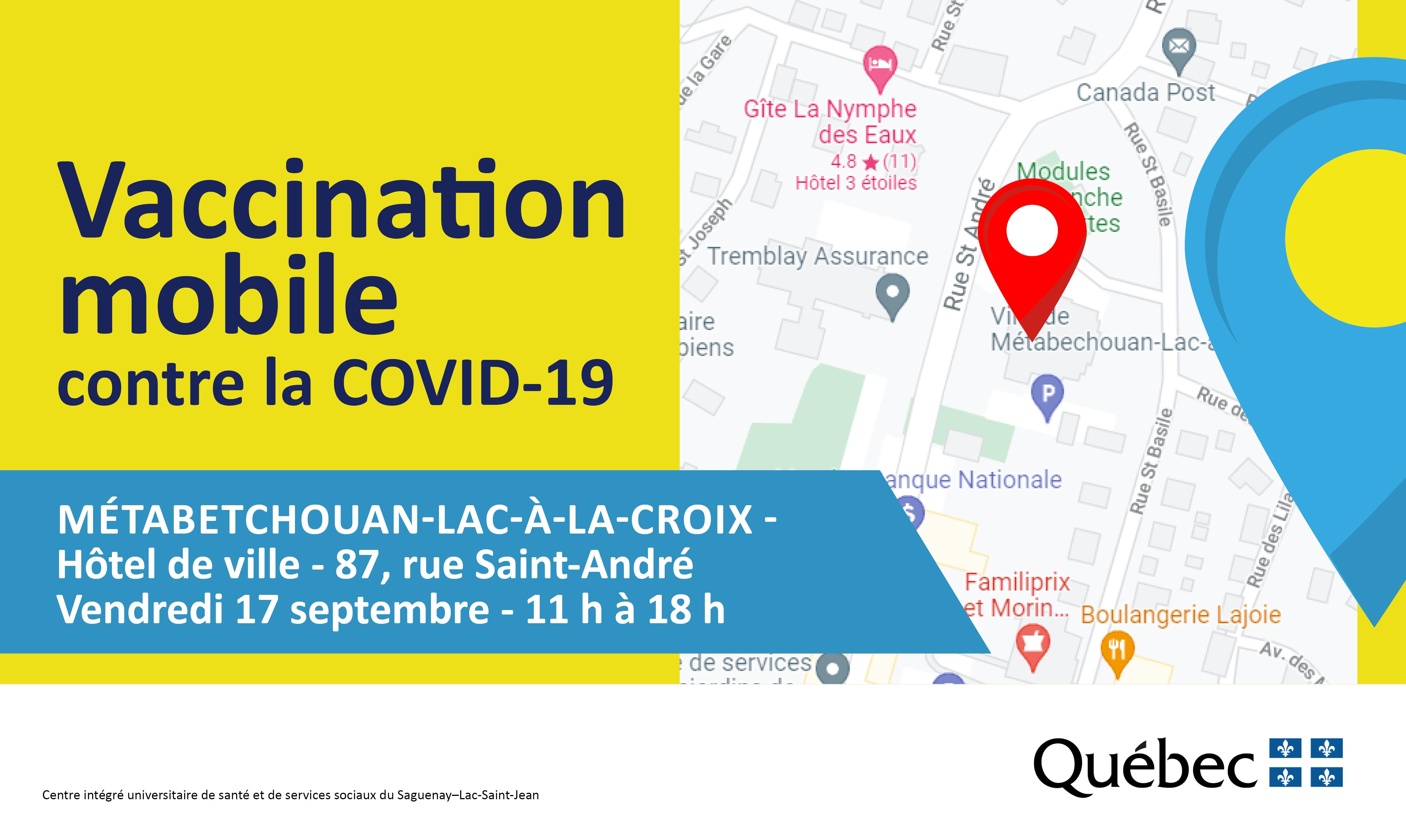 Vaccination mobile covid-19